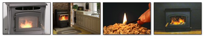 Bull's Supply Company is a certified distributor for Napoleon, Timberwolf  and Enviro wood/wood pellet stoves. - Wood Pellet Stoves For MD & PA From Bull's Supply Co.